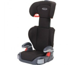 Graco JUNIOR MAXI группа II/III 15-36 кг 3-12 лет Sport Luxe цвет черный