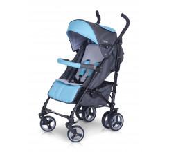 Euro Cart RITMO ocean blue графит/голубой