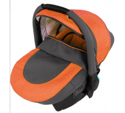 Adamex Carlo оранжевый-графит 7М
