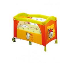 Baby Care M160 оранжевый Bear Orange